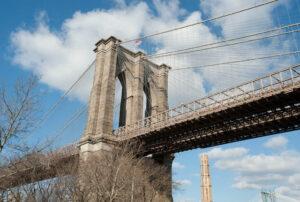 Brooklyn Bridge/Oyster