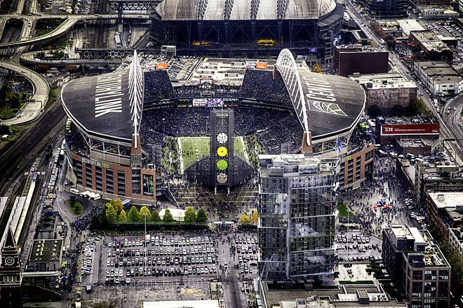 CenturyLink Field; Mobilus In Mobili/Flickr