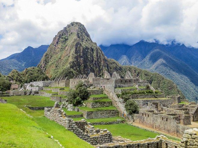 Machu Picchu, Peru / Auster