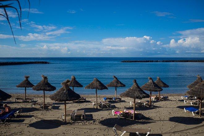 Playa de las Americas, Ténérife / Huître