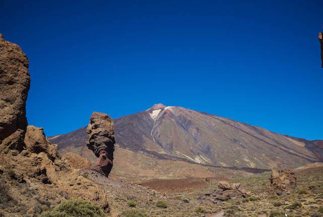 Parc national du Teide, Tenerife / Huître