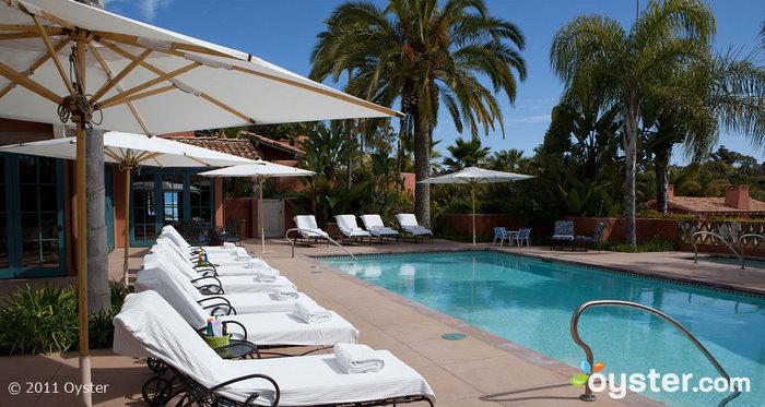 Rancho Valencia Resort, Rancho Santa Fe, San Diego