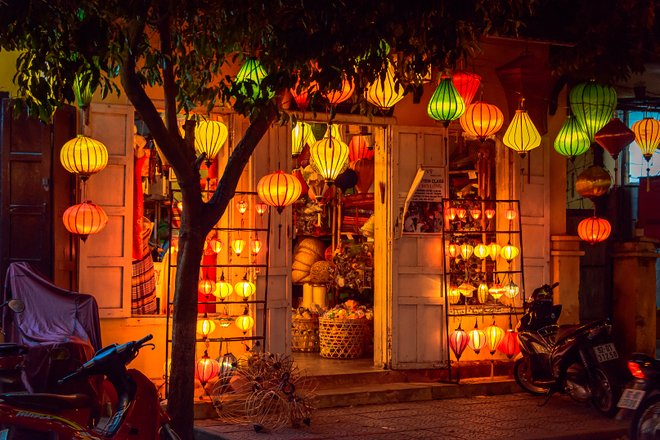 Hoi An; Anthony Tong Lee / Flickr