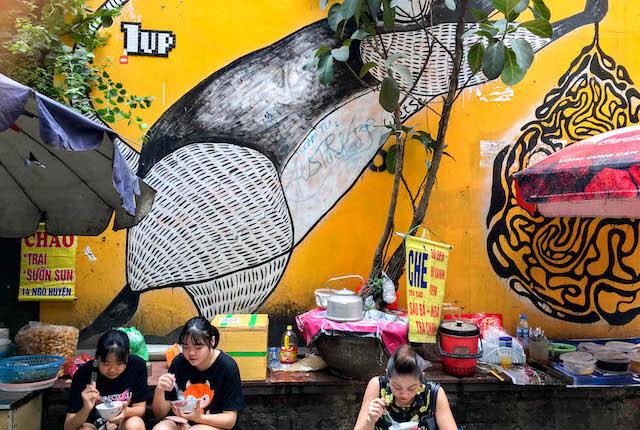 Hanoi/Oyster