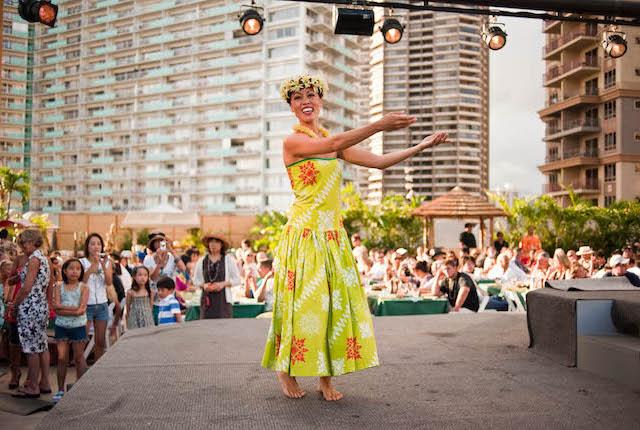 Hilton Hawaiian Village Waikiki Beach Resort / Oyster