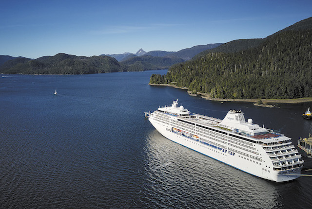Photo gracieuseté de Regent Seven Seas Cruises