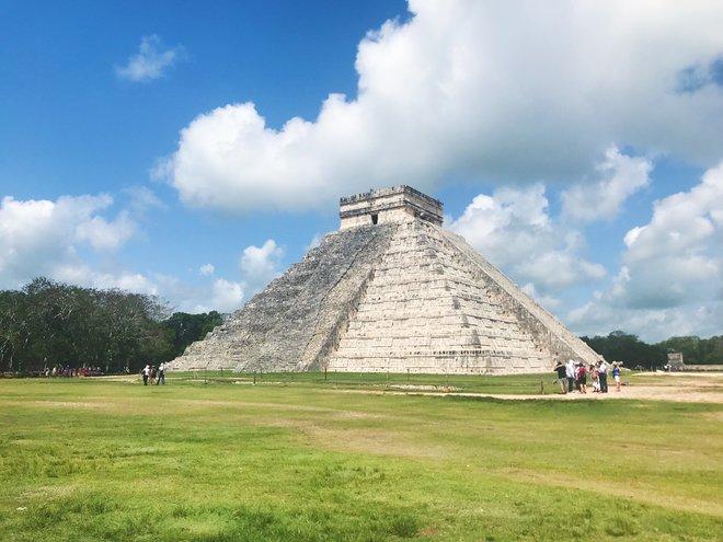 Chichen Itza, Mexico/Lara Grant