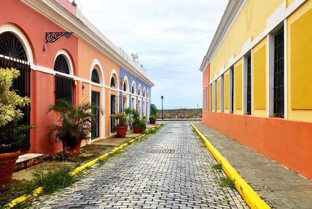 Puerto Rico / Auster