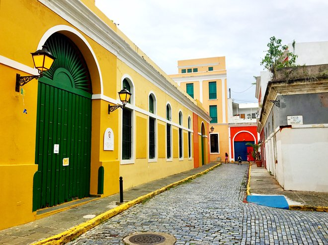 Old San Juan, Puerto Rico/Oyster