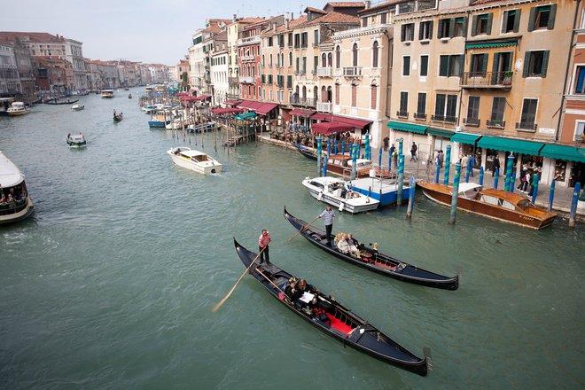 Veneza, Itália / Ostra