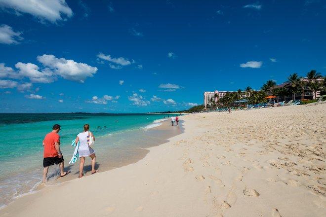 Paradise Island, Bahamas/Oyster