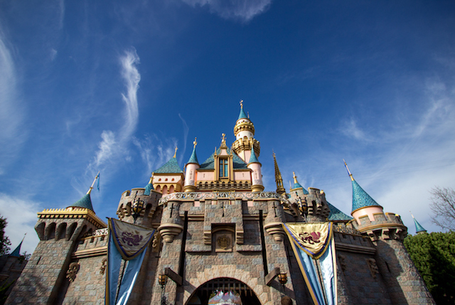 Disneyland, California; Anna Fox/Flickr