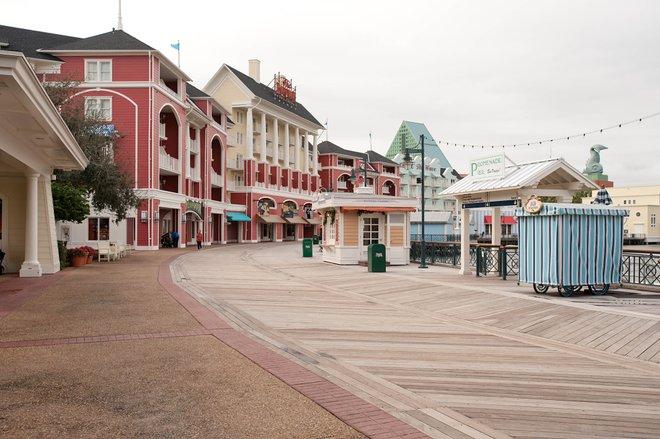 Disney Boardwalk Villen, Orlando / Oyster