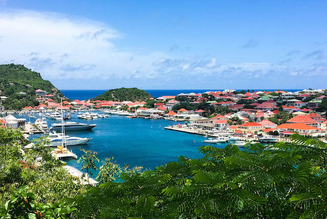 St. Barts/Oyster