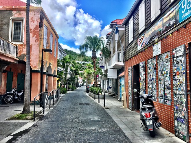 Gustavia, St. Barts/Oyster