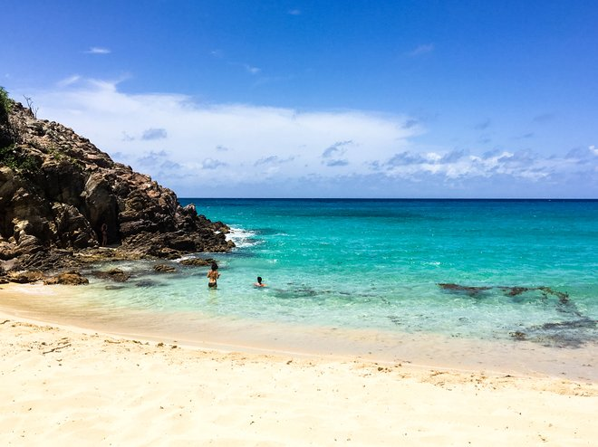 Gouverneur Beach, St. Barts / Oyster