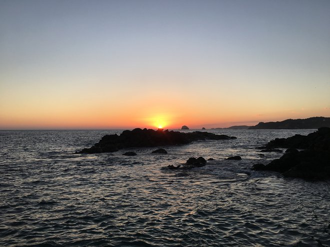 Sunsets in Zipolite/Kyle Valenta