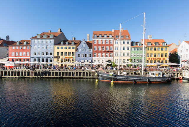 Nyhavn / Oyster di Copenaghen