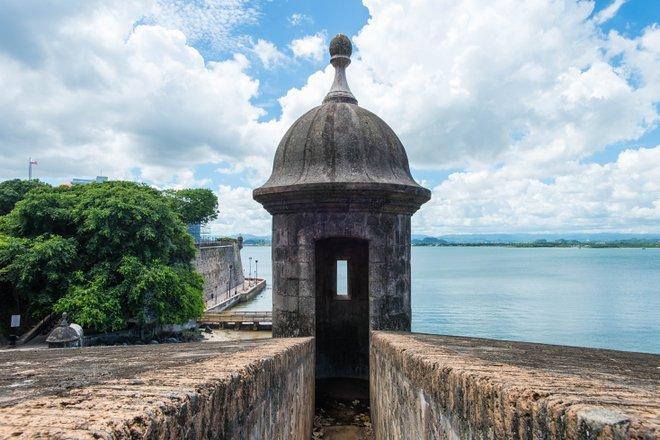 Vieux San Juan / Huître