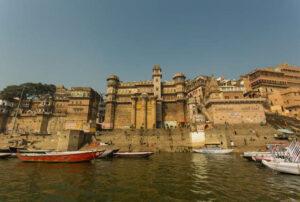 Brijrama Palace, Varanasi/Oyster