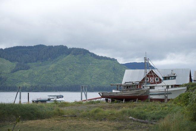 Icy Strait Point/Lara Grant