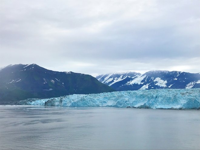 Hubbard Glacier/Lara Grant