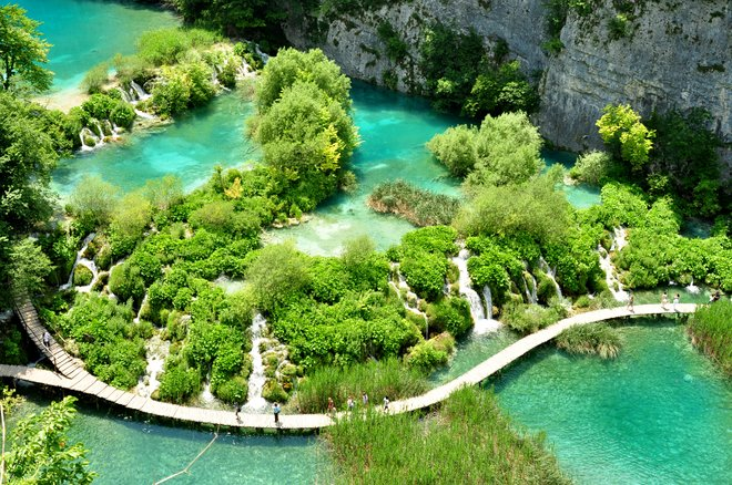 Plitvice Lakes National Park; James/Flickr
