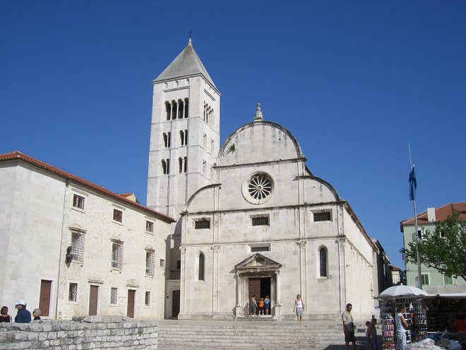 Zadar; Peter Collins/Flickr