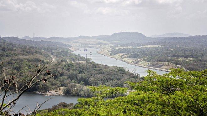 Panama Canal; Boris Kasimov/Flickr