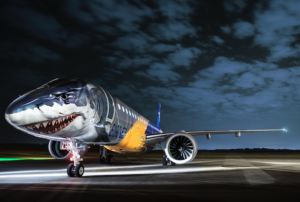 Photo courtesy of Embraer
