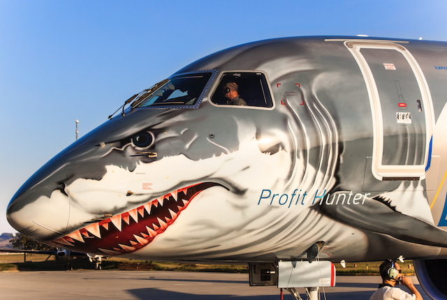 Photo courtesy of Embraer