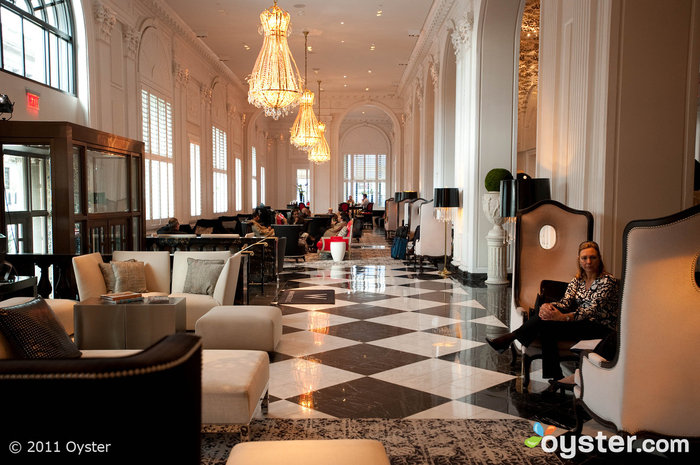 The W Hotel Washington, D.C.