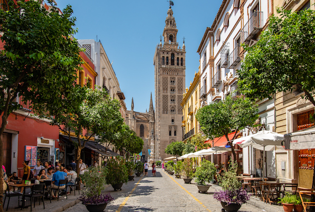 La Giralda, Seville/Oyster