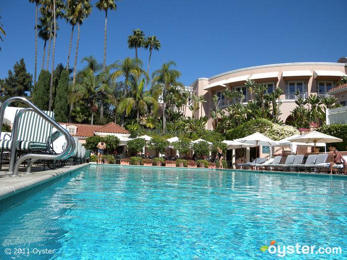 The Beverly Hills Hotel, LA