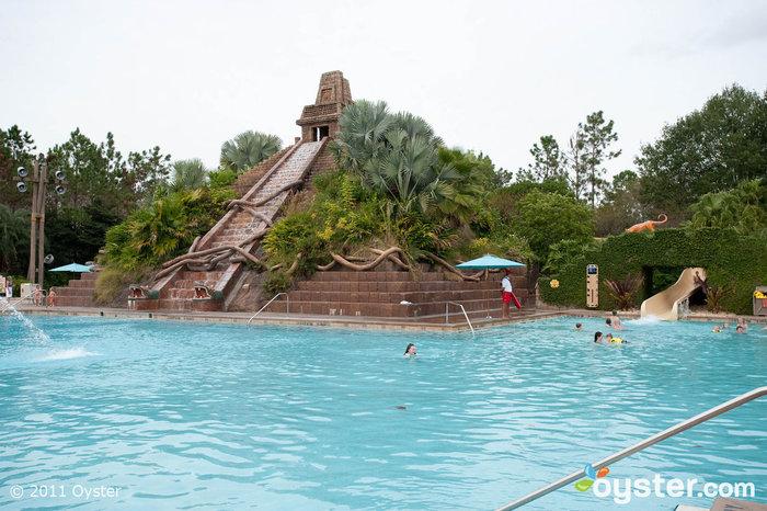 Disney's Coronado Spring Resort, Orlando, Florida