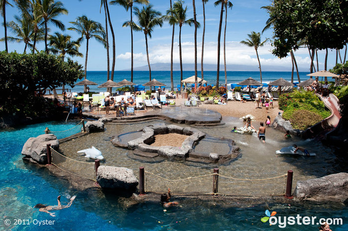 Hyatt Regency Maui Resort et Spa, Hawaii