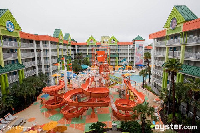 Nickelodeon Suites Resort, Orlando
