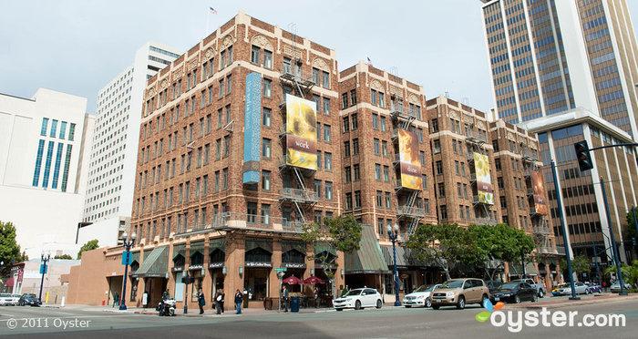 El centro de Sofía, San Diego