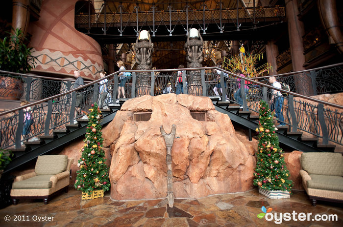 Disney Animal Kingdom Lodge, Orlando