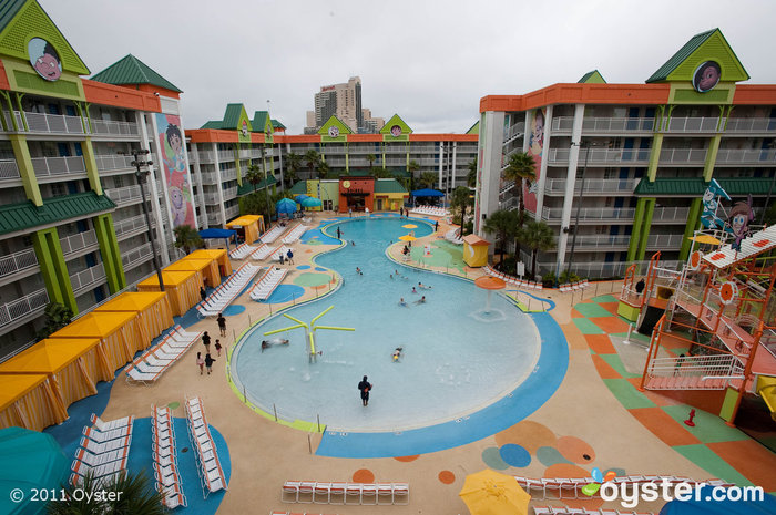 Nickelodeon Suites Resort, Orlando