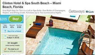 Groupon's Photo of Hotel Clinton, Miami
