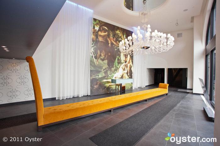 Lobby im The Loft Hotel, Montreal