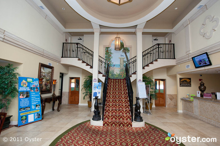 Lobby at the Anderson Ocean Club and Spa