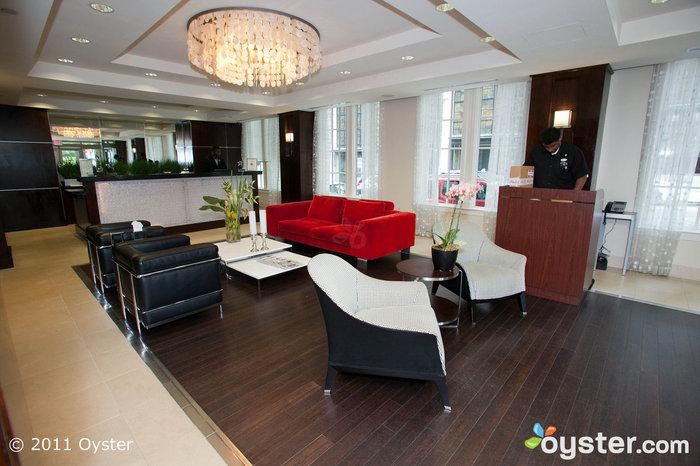 Lobby im The Ellis Hotel, Atlanta