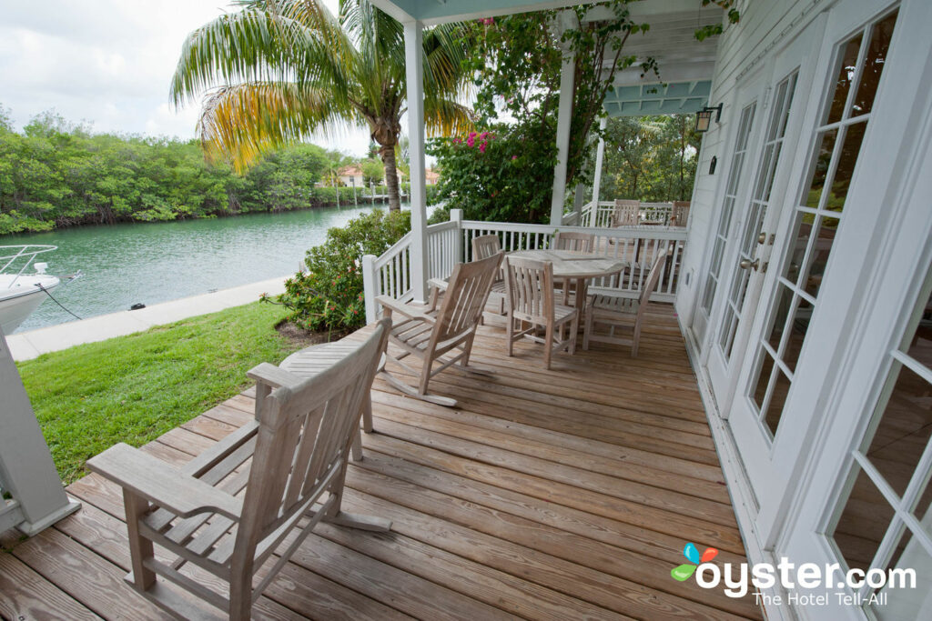 The Three-Bedroom Cottage at Coral Lagoon/Oyster