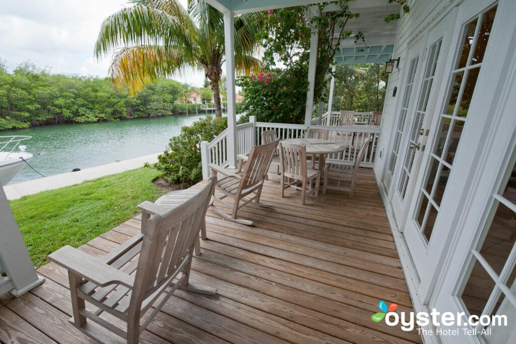 A Casa de Campo de 3 Quartos no Coral Lagoon / Oyster