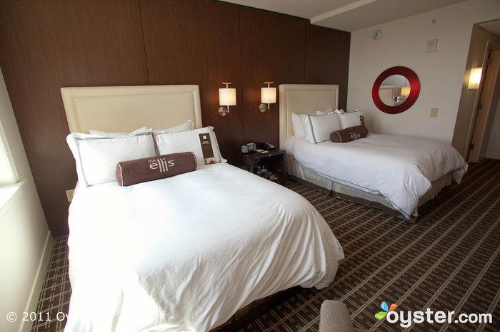 Doppelzimmer Deluxe Zimmer im The Ellis Hotel, Atlanta