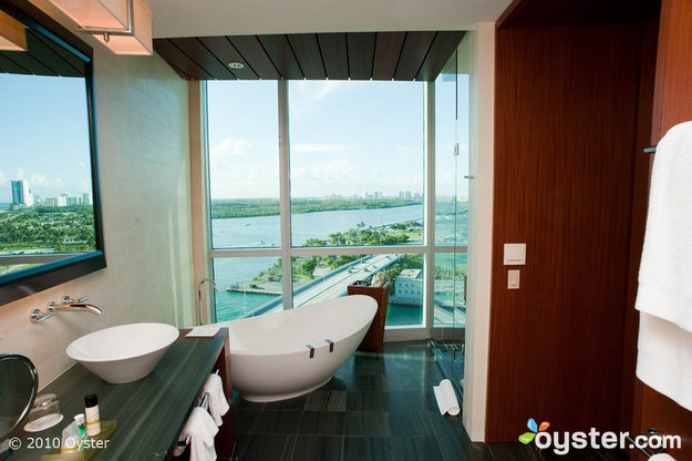 Double Studio Room at One Bal Harbour Resort & Spa Miami