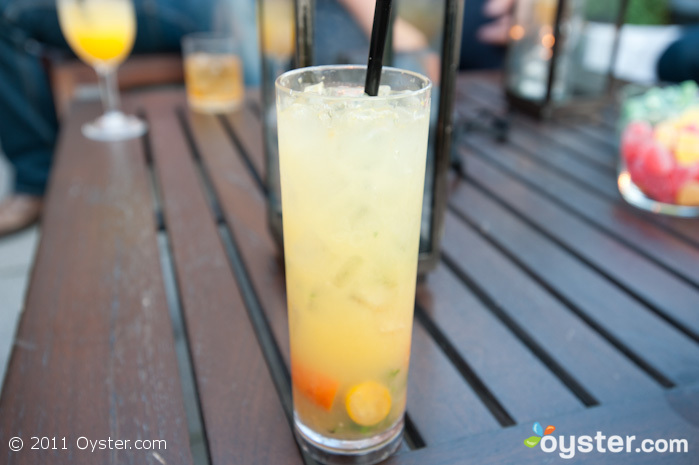Kumquat Margarita. 60 Thompson