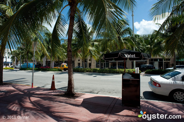 Valet at The Angler's Boutique Resort